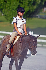 IMG_2425 (SJH Foto) Tags: horse show rider teens teenagers girls