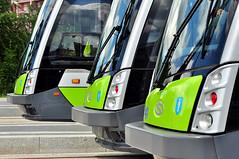 Solaris Tramino S111o #3001 #3013 #3014 MPK Olsztyn (3x105Na) Tags: tram poland polska polen solaris strassenbahn olsztyn mpk tramwaj 3001 3013 3014 mpkolsztyn tramino s111o