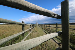 HFF Happy Fence Friday (davebloggs007) Tags: hff happy fence friday morley church alberta canada