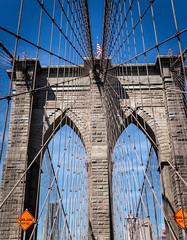 Steel Web (bart7jw) Tags: newyork brooklyn bridge