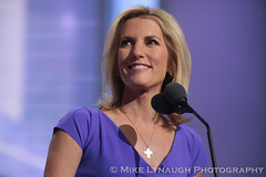 Laura Ingram - 2016 Republican National Convention in Cleveland, OH #RNCinCLE (mikelynaugh) Tags: rncincle republicannationalconvention rnc republican trump convention cleveland americafirst makeamericagreatagain politics politicalrally ohio trump2016 lauraingram