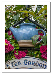 Penny's Pottery County Kerry (Travels with a dog and a Camera :)) Tags: lightroom cc irish republic teapot smc pentaxda 1855mm f3556 al ii ireland pentax k20d tea garden roses photoshop 2015 dingle peninsula 2009 county kerry eire august art sign digital justpentax countykerry dinglepeninsula irishrepublic lightroomcc pentaxart pentaxk20d photoshopcc2015 teagarden smcpentaxda1855mmf3556alii ie