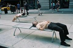F2400031 (Martynas Katauskas) Tags: ny nyc newyork analog streetphotography portrait candid leicam6 leica m6 35mmfilm carlzeiss manhattan 2016 martynaskatauskas