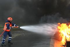 Brannslukking p Andenes (Midtre-Hlogaland sfd) Tags: 2011 alfbrgenilsen avdelinger figandenes mannskap