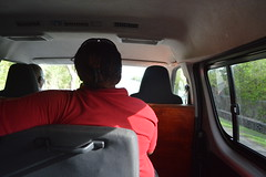 Taxi driving to the border of Sint Maarten Dutch Netherlands side of the island of Saint Martin from the Saint-Martin France French side (RYANISLAND) Tags: france french saintmartin stmartin saint st collectivity martin collectivityofsaintmartin collectivité collectivitédesaintmartin marigot frenchcaribbean frenchwestindies thecaribbean caribbean caribbeanisland caribbeanislands island islands leewardislands leewardisland westindies indies lesserantilles antilles caribbees