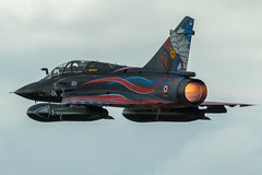 Mirage 2000N (Nick Collins Photography, Thanks for 2 million vie) Tags: aircraft airshow aviation flying military raf fairford riat canon 7dmk2 500mm dassault mirage 2000n french france ramex delta