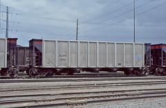 ALMX 2119 coal hopper-Denver, Coloradol. (Wheatking2011) Tags: almx cars coal hopper trinity rail management became ncux rio grandes north yard denver colorado