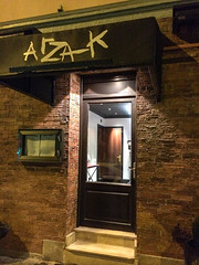 "Arzak Restaurant • <a style=""font-size:0.8em;"" href=""http://www.flickr.com/photos/33150334@N02/28807439455/"" target=""_blank"">View on Flickr</a>"