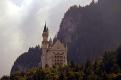 Neuschwanstein : the dream of a king (stefaniebst) Tags: neuschwanstein bavire bayern allemagne germany schwangau voyage voyageur travel traveler traveling histoire history art architecture roi king louis louisii louis2 culture patrimoine heritage legacy patrimony landscape paysage princess prince princesse disney waltdisney chteau castle dreamscape dream dreamer vintage