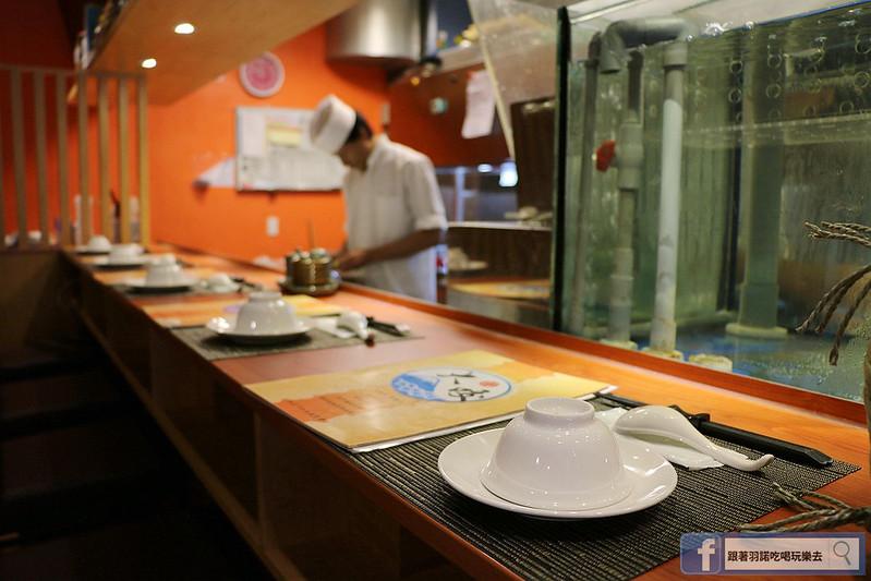 大咬和食商社六張犁通化日本料理013
