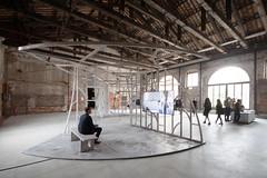 aluminium (dave7dean) Tags: bahrain pavilion biennale venedig 2016 biennalearchitettura architekturbiennale architecturebiennale aluminium alu arsenale artiglierie venice venezia italien italia italy