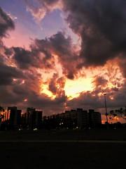 Sunset Braslia (telmofilho) Tags: nature natureza sol nuvens pordosol telmofilho brasil brasilia sunset