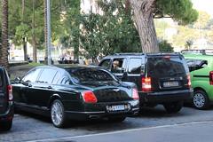"""""""Hey, Mister, I like your Bentley""""; Santa Margherita Ligure (Kellsboro) Tags: italianriviera italy santamargheritaligure"""