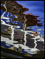 H51-B0014952 copy (mingthein) Tags: thein onn ming photohorologer mingtheincom prague water river vltava czech availablelight reflection boat hasselblad h5d50c medium format 645 h5d hc 32150 n 150f32n