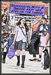 comic17 (The_Jon_M) Tags: july 2016 uk england manchester urban greatermanchester comic comiccon gmex peters fields petersfields cartoon street candid teen teens costume cosplay