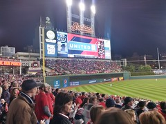 20161014_200942_Richtone(HDR) (reddawg5357) Tags: progressivefield clevelandindians cleveland clevelandohio chiefwahoo alcs indians tribetown tribetime mlb baseball bluejays