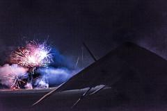 Fireworks (Max Kotchouro) Tags: hanggliding morningside