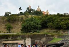 DSC_7747p (Milan Tvrd) Tags: cholula mxico puebla pyramide zonaarqueolgica