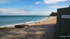 La raison de mon absence... (Rgis B 31) Tags: noirmoutier plage stfilbert vende plagedessableaux leboisdelachaise solitude
