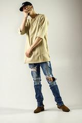 IMG_0996 (sabrinafvholder) Tags: man male hat hipster studio portrait young givenchy sabrinavazholder