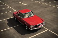 1967 Mercedes 230SL