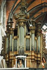 Bruges pipe organ (quinet) Tags: 2014 belgium bruges orgel organ organe antwerp flanders