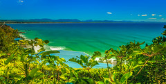 watego beach byron bay (rod marshall) Tags: wategobeachbyronbay australianlandscape byronbay wategobeach