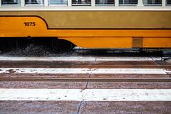 lingering ptarmigans (bhautik joshi) Tags: bhautikjoshi bayarea california sanfrancisco sfist sf midmarket marketstreet thetenderloin soma muni publictransport bus fmarket rain splash tracks unitedstates us