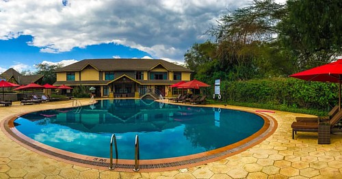 Work, Work, Work... #TembeaKenya