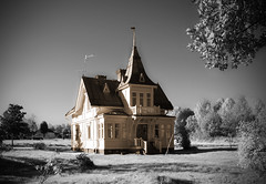 Old house (M Corbin Photography) Tags: neogothic oldhouse sweden