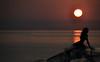 SOGNO O SON DESTO ???? (ADRIANO ART FOR PASSION) Tags: fantasia sirena alba mare sole sogno fantasy sea mermaid dream sun visione view nikon nikond90 nikkor80200vr sunrise