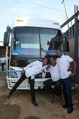 Taking the bus out to Las Terrenas (little_duckie) Tags: lasterrenas republicadominicana dominicanrepublic saltoellimon ellimon cascada waterfall beach laplaya playa laplayalasballenas