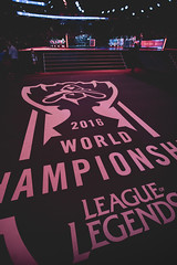 ROX vs SKT - Day 1 Semifinals (lolesports) Tags: worlds leagueoflegends worldchampionship worlds2016 knockoutstage quarterfinals lolesports lol logo newyorkcity newyork usa