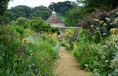 Parham House & Garden - Sussex (Mark Wordy) Tags: parhamhousegardens westsussex walledgarden path flowers 2herbacious borders