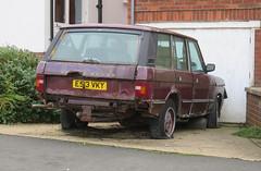 1987 Range Rover 3.5 EFi (Spottedlaurel) Tags: rangerover