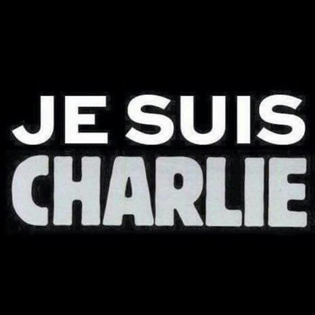 Je suis Charlie - I am Charlie / Attentat à Paris - Attack in Paris