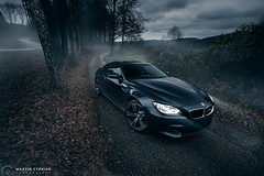 BMW-M6-AC-Schnitzer-Cyprian (1) (CypoDesign) Tags: fog forest spooky bmw slovakia packet ac m6 schnitzer mpower cyprian cypodesign