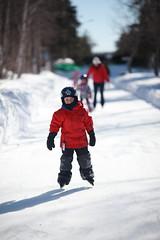 Patin au Centre de villgiature Dam-en-Terre (C'est gant!) Tags: winter ski photo photographie skiing quebec hiver mont saglac lacvert saguenaylacsaintjean quebecoriginal cestgeant