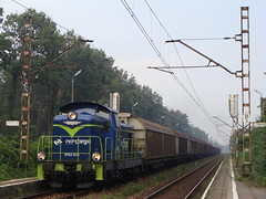 SM42-936 (MarSt44) Tags: train diesel poland polska cargo 6d pkp małopolska kolej brzeszcze fablok
