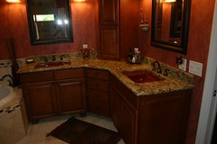(thecarpentershands) Tags: table woodwork chair desk vanity entertainment custom cabinets hardwood