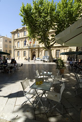 Cafe in Aix en Provence