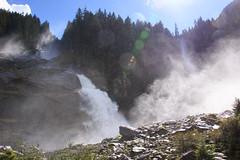 In the mist (RunningRalph) Tags: alps austria oostenrijk waterfall sterreich wasserfall alpen krimml waterval krimmlerwasserfalle landsalzburg