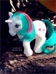 ~ Gusty ~ (.~Sui~.) Tags: vintage toy g1 unicorn gusty mylittlepony
