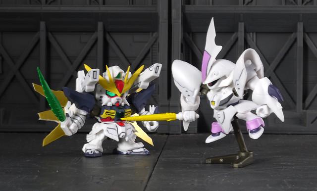 Gundam  Double X VS. Bertigo