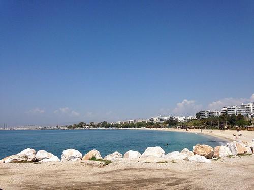 Enjoy the sun today! #sun #sea #athens