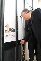 Inauguração Sede Distrital PSD Viana do Castelo