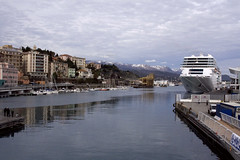 port of Savona (Wendy:) Tags: cruise italy port harbour liguria liner 2015 savona costacrocere