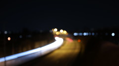 played with the manual focus while long-exposure (Harry Pammer (camera will be repaired)) Tags: vienna longexposure night lights austria highway autobahn points mf manualfocus langzeitbelichtung sdosttangente