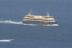 Manly ferry (Val in Sydney) Tags: ferry harbour head manly sydney australia nsw middle parc headland australie baie
