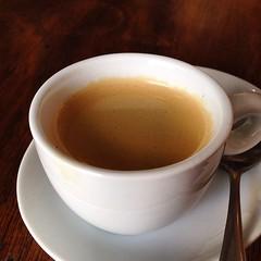 #espresso at #plearncoffee #coffee #charoenmueangroad #chiangmai #thailand #เอสเพรสโซ ที่ #กาแฟสดเพลิน #ถนนเจริญเมือง #เชียงใหม่